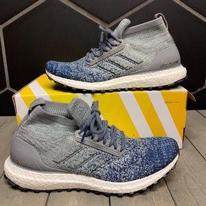 Adidas Ultraboost All Terrain Mid Grey Indigo Shoe